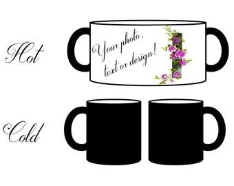 My design mug > Magic mug > Custom WOW mug > Custom mug  > custom Color Changing Mugs > Personalized mug with Your Photo > custom mug