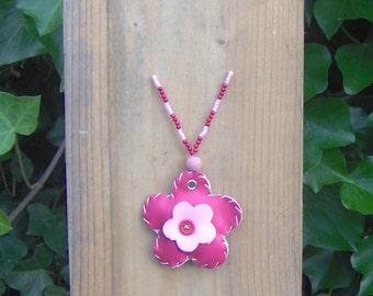 """Chain: """"Flower Pink"""""""