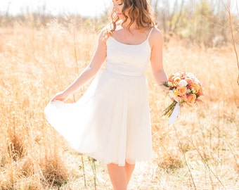 Bridal Tulle Skirt - Ivory