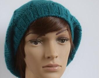 Summer Hat Women, Boho Hat, Bohemian Hat, Festival Hat, Oversized Beanie Hat, Slouchy Beanie Hat, Slouch Beanie Hat, Knitted Hat For Women