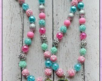 BFF Best Friends necklace set Shopkin