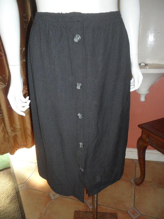 plus size skirt grey pencil skirt size 18 20