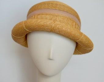 Small Straw  Hat