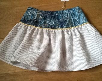 Peplum skirt, 6-7 years