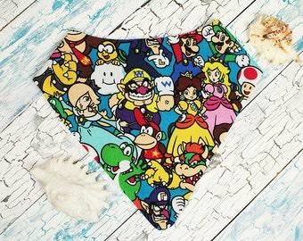 Mario Nintendo Bandana
