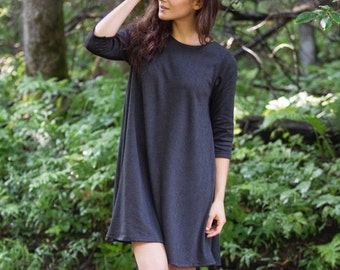 River Bend Tunic in Grey