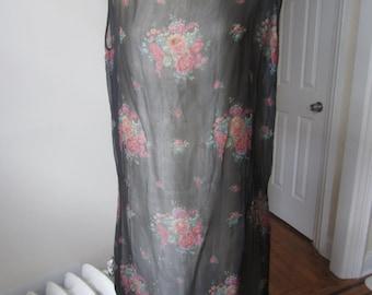 vintage antique 1920s dress