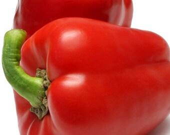 """Sweet Pepper seeds """"Sandra"""" Organic Ukraine Vegetable Seeds #194"""