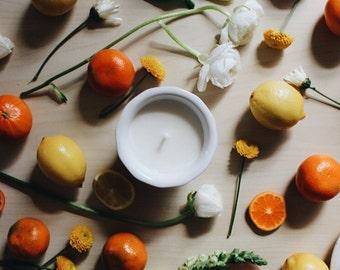 Tea & Citrus Candle- Limited Edition