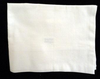 White Standard Spring Knight by Springmaid Pillowcase