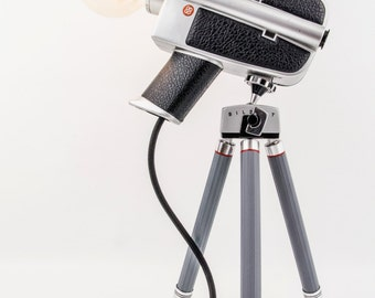 "Camera Lamp Super 8 ""Braun C1M"""