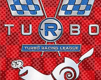 Turbo Beverage Napkins 16ct