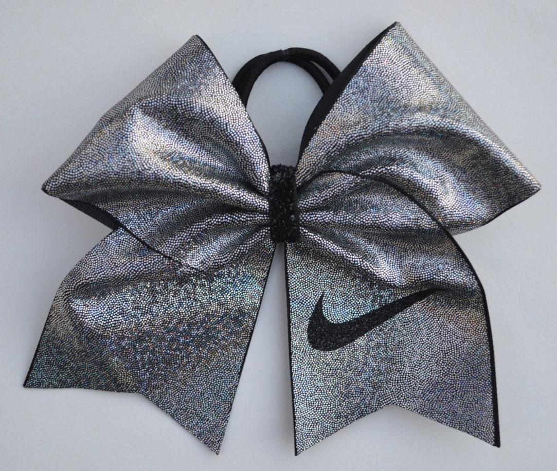 Mystique Softball Cheer Bow with Graphic Design by