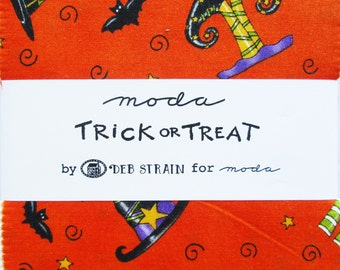 Moda Charm Pack ~ Trick or Treat