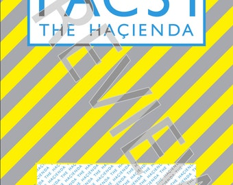 Tshirt - FAC51 The Haçienda: Membership