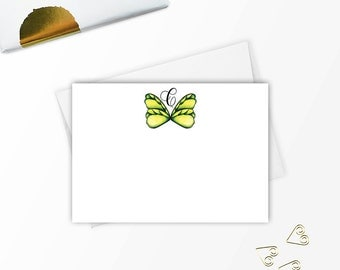 Personalized stationary set, Stationery set, Monogram stationery, Monogram stationary, Custom stationary