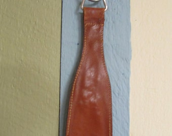 Shoehorns in genuine leather