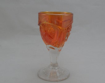 """Imperial """"Star and File"""" Wine Glass"""
