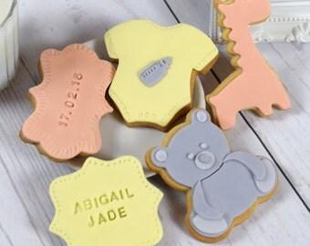 New Baby / New Mum Cookie Gift Set