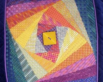Whirlygig Needlepoint Basic Kit