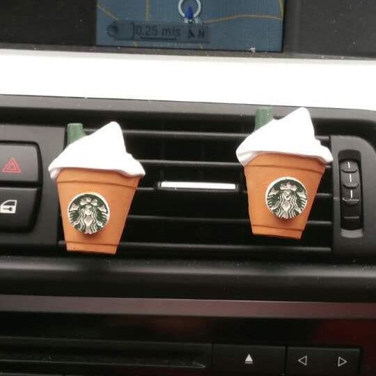 Car Air Feshener Coffee