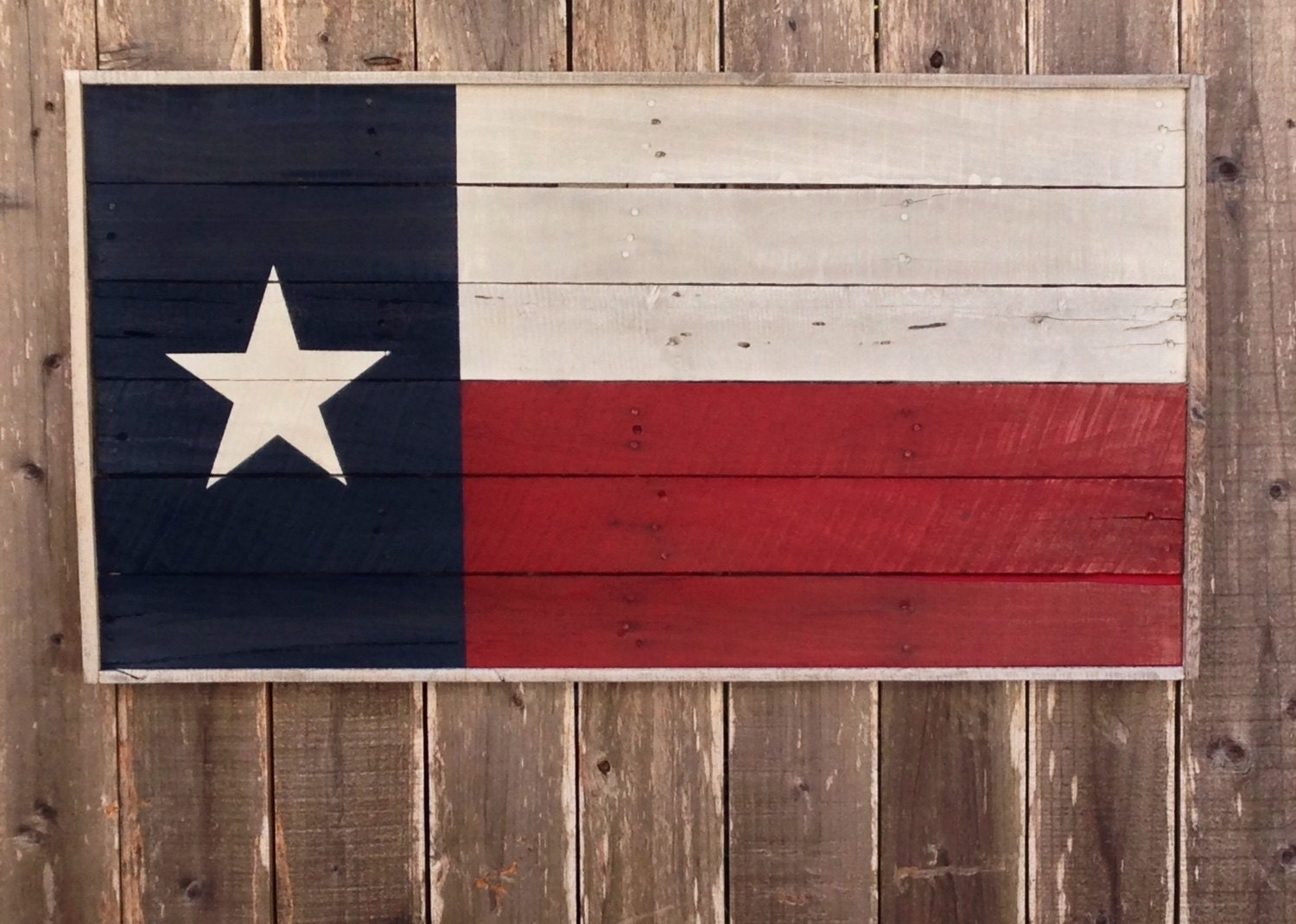 Wooden Texas Flag Texas Wall Decor Large Wooden Signs