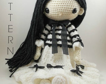 Lana - Amigurumi Doll Crochet Pattern