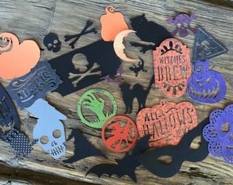 Halloween Die Cuts