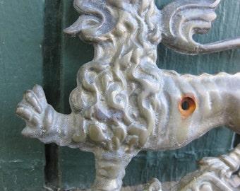 Victorian Lion Figural Hardware