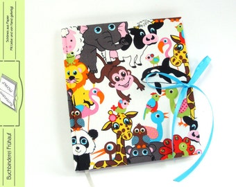 Kids diary poetry album Zoo