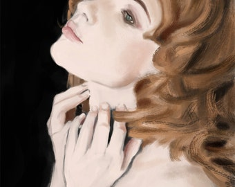 Digital portrait on Commission
