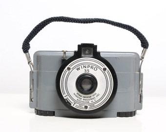 Webster Winpro 35, rare 1947-1953 New York-made camera