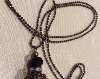 Dark Arts Crystal Necklace