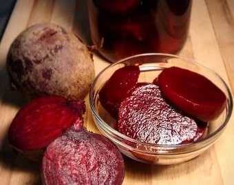 Pickled beets / Pickled Beets