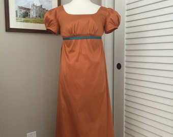 Jane Austen Regency Gown by Iblamejanetoo - size 4