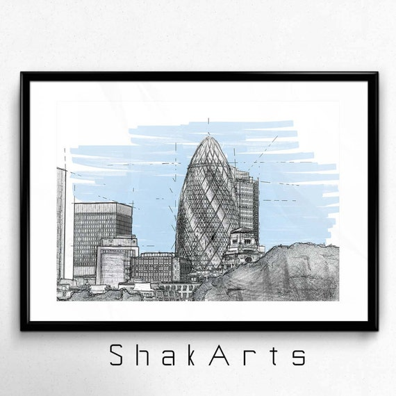 Architectural Sketch Architectural Prints Architectural