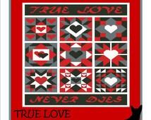 True Love Never Dies Crochet Graph