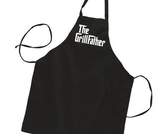 Personalized Mens Apron Mens Gifts Christmas Gift Father Gift Grilling Gifts Husband Gift Stocking Stuffer Dad Gifts Best Friend Grandpa