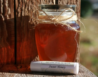 Sweet Honey Lip Balm