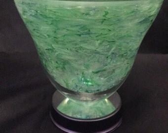 Sea Foam Vase
