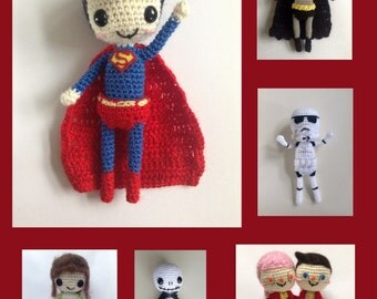 Commission a Crocheted Doll