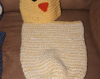 Baby Chick Cocoon