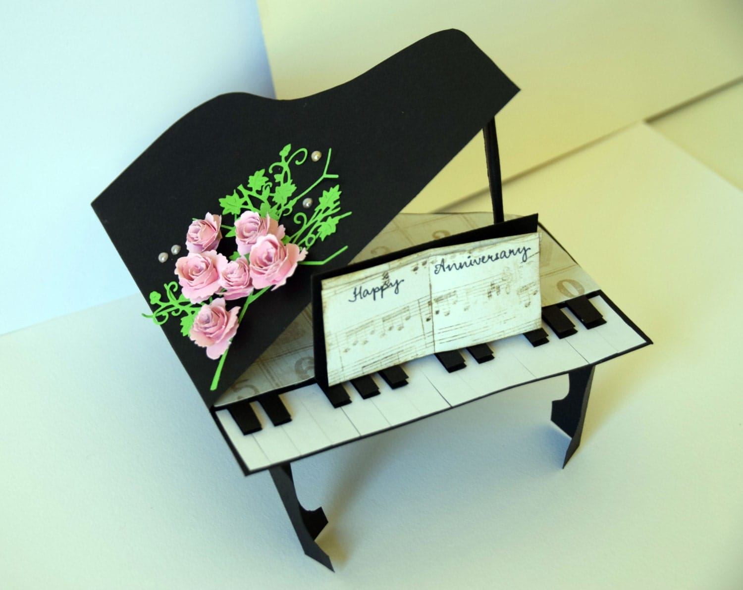 Anniversary Card Birthday For Music Lover