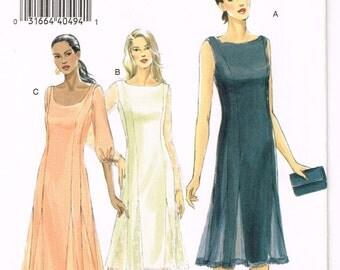 Vogue 8183 - Dress - Size 8, 10, 12 - Uncut