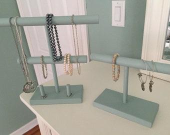 Jewelry Holder Set of 2/Organizer/Necklace/Ring/Bracelet/Jewelry Holder