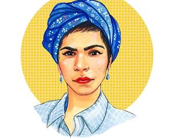 Custom Digital Portrait