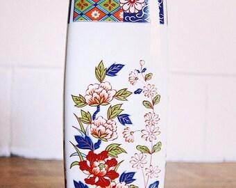 Vintage Ol Imari Japanese Vase