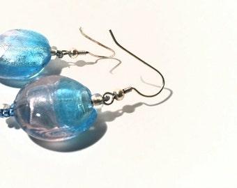Fun Glass Bead Earrings