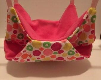 Pink 'Bunk Bed' Hammock