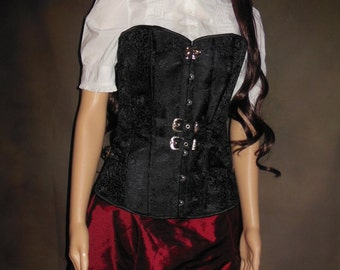 Size( 10) Lg Steampunk inspired outfit